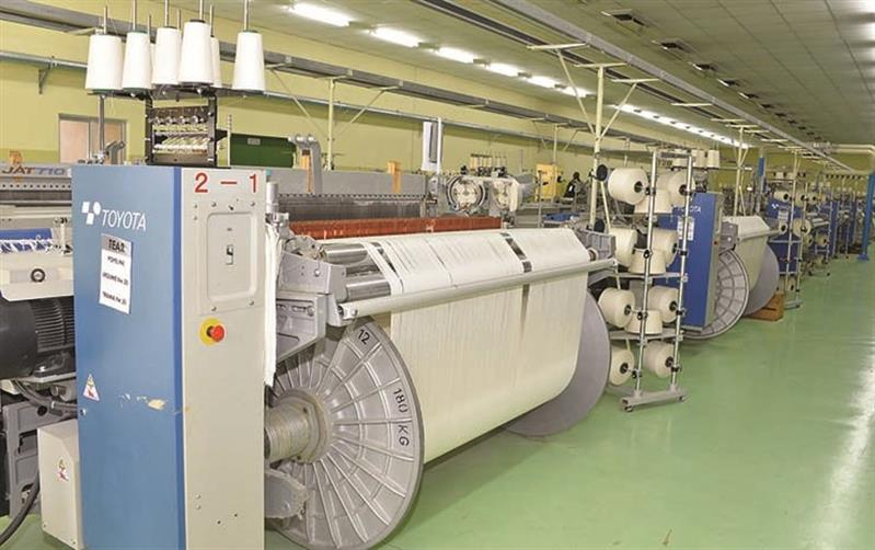 O algodão e as  indústrias têxteis