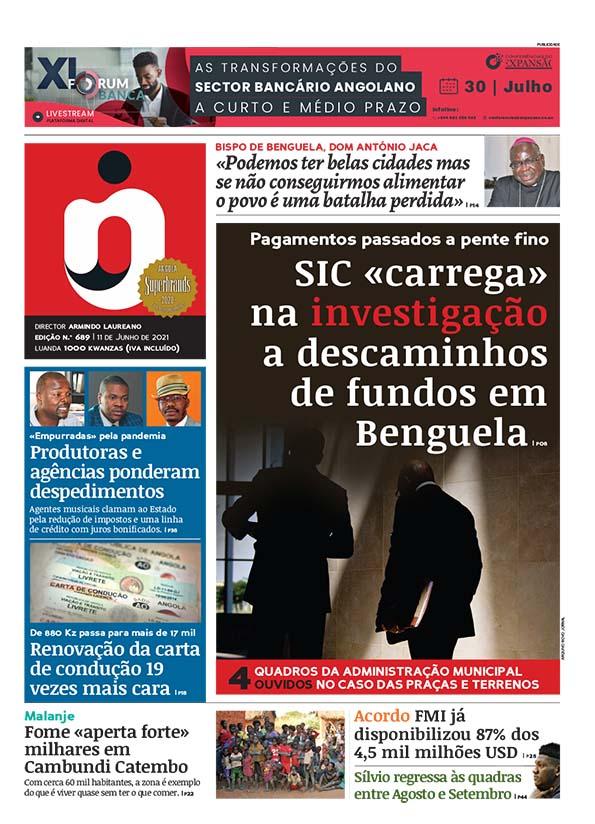 Capa Novo Jornal