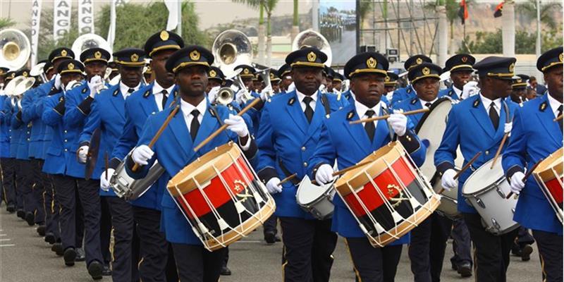 Forças Humanas de Angola