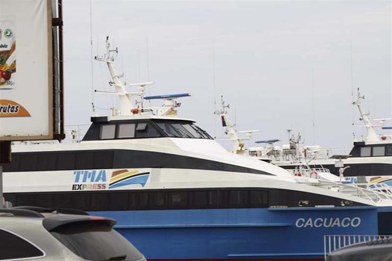 Transporte marítimo Luanda-Zaire-Cabinda sem certeza de início
