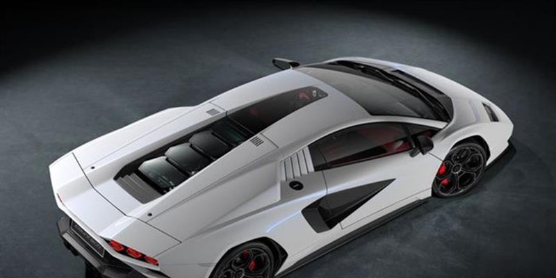 """Lamborghini vende em poucos minutos os primeiros 112 híbridos inspirados no clássico """"Countach"""""""