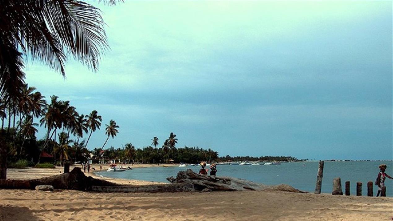 Angola - Praia de Cabo Ledo (vídeo de Jaime Leite Velho)