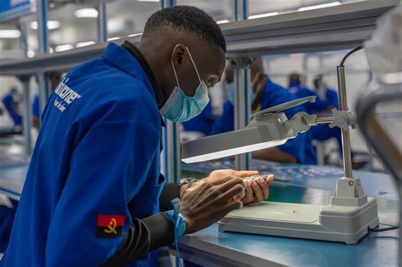AfriOne está a produzir apenas com 25% da sua capacidade