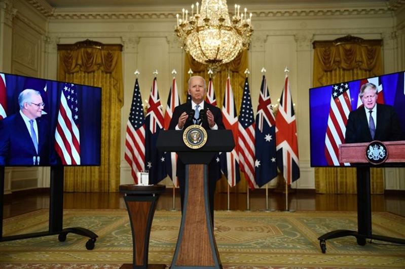 Acordo Indo-Pacífico ou acordo anti-China