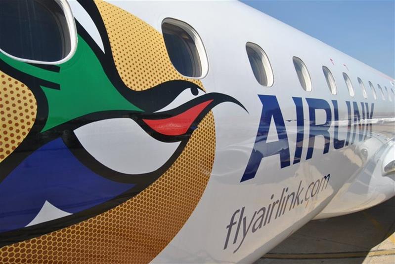 Airlink liga Luanda a Joanesburgo três vezes por semana