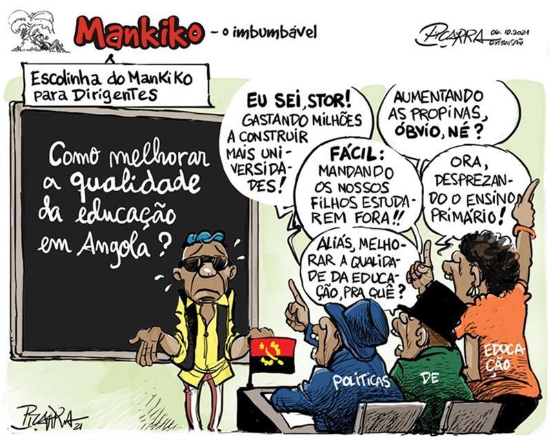 Mankiko, uma escola para dirigentes (des)aprenderem