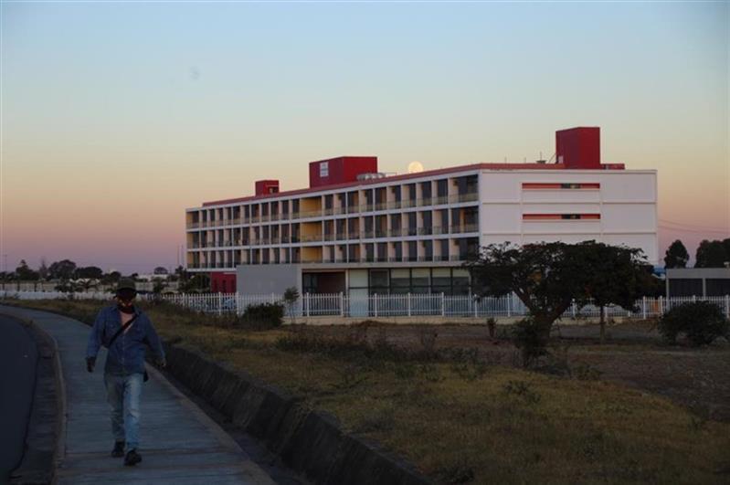 Omatapalo alarga ainda mais os seus negócios no sector hoteleiro com o hotel Infotur de Benguela