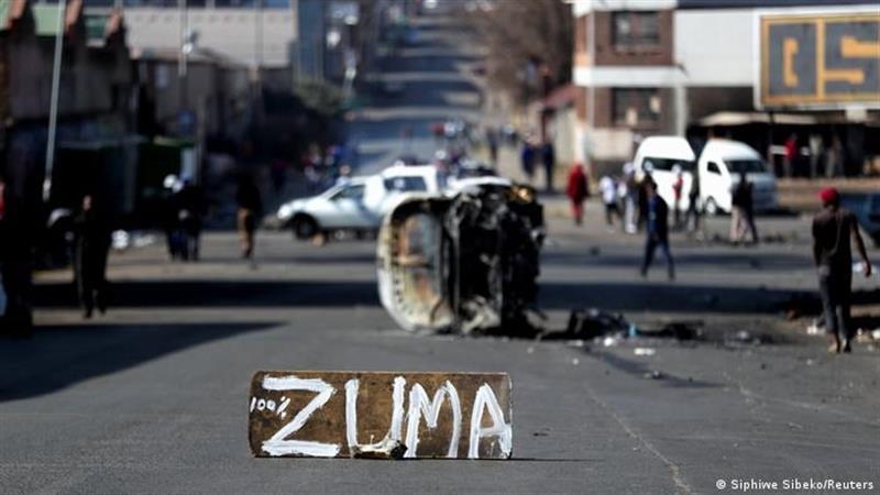 Violência na África do Sul: 32,2 milhões USD para 77 empresas