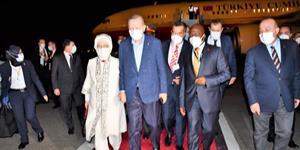 Presidente da Turquia em Luanda, quando Ancara tenta travar a mais elevada taxa de inflação dos dois