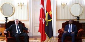 Presidente João Lourenço convidado a regressar à Turquia pelo Presidente Erdogan ainda este ano