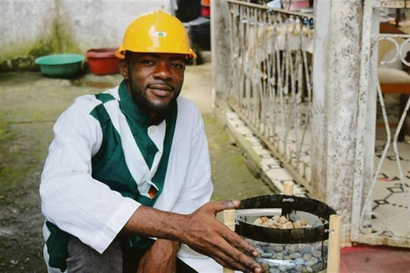 Aquaponia em defesa da agricultura nos Camarões